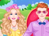 Barbie And Ken Valentine Date