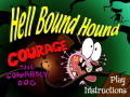 Courage Hellbound Hound