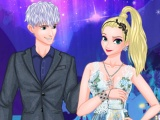 Disney Couple Ice Princess Magic Date
