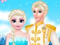 Elsa Queen Wedding