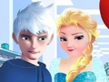 Elsa and Jack Party Prep