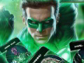 Green Lantern Battle Cards