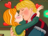 Ice Princess School Kiss