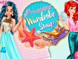 Jasmine and Ariel Wardrobe Swap