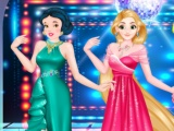 Princesses Royal Ball Dress Up