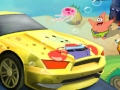 SpongeBob Car Racing