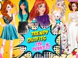 Trendy Outfits for Princess