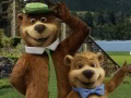 Yogi Bear to the Air