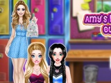 Amys Highschool Outfits