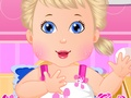 Baby Elsa Party Makeover