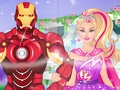 Barbies Superhero Wedding