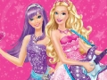 Barbie Popstar Numbers