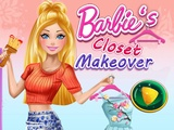 Barbies Closet Makeover