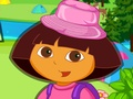 Dora Messy Camp