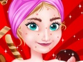 Frozen Anna Chocolate Spa