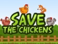 Save The Chickens