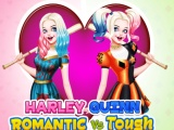 Harley Quinn Romantic Vs Tough
