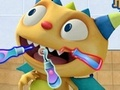 Henry Hugglemonster Real Dentist