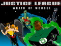 Justice League Wrath of Mongul