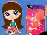 Littlest Pet Shop Phone Decor
