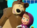 Masha and the Bear Room Decoration