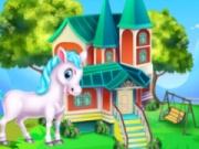 Pony House Cleaning And Decoration