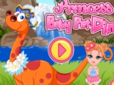 Princess Baby Pet Dino