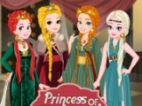 Princess of Thrones Dressup 2