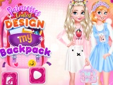 Princesses Contest Design My Backpack