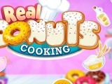 Real Donuts Cooking