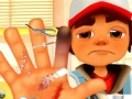 Subway Surfer Hand Doctor