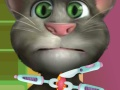 Talking Tom Neck Infection